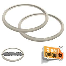 10-Inch Fagor Pressure Cooker Replacement Gasket Sealing Rin