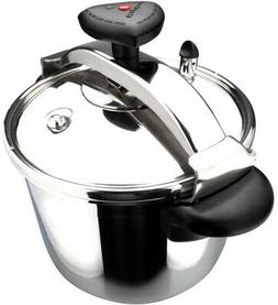 10 Qt. Stovetop Pressure Cooker, Corrosion and Stain Resista