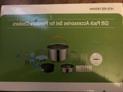 15 Set Instant Pot Accessories Fits 6 qt 8 Quart Pressure Co