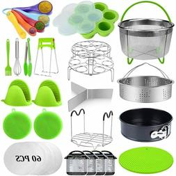 23 Pcs Pressure Cooker Accessories Set Compatible with Insta