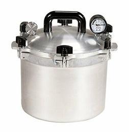 All American 915 15.5-quart Pressure Canner/ Cooker