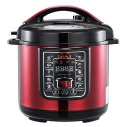 Pressure Cooker 6 Qt Multi-Use Programmable Cake maker Stain