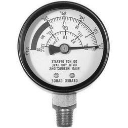 All American 72 Pressure Cooker / Canner Steam Gauge