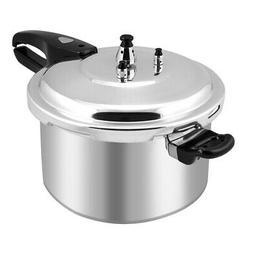 6 Quart Aluminium Pressure Fast Cooker Kitchen Electric / Ga
