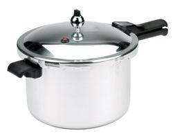 Mirro Aluminum Pressure Cooker, Model 92180, 8-Quart, 1 ea