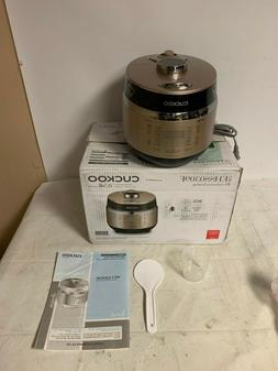Cuckoo CRP-EHSS0309FG Electric Induction Heating Rice Pressu