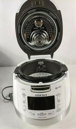 Cuckoo CRP-HS0657F Induction Heating Pressure Rice Cooker 6