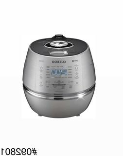 Cuckoo DHSR0609F Induction Heating Pressure Rice Cooker