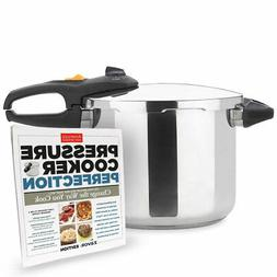 Zavor Duo 10  qt Pressure Cooker/Canner  with ' America's Te