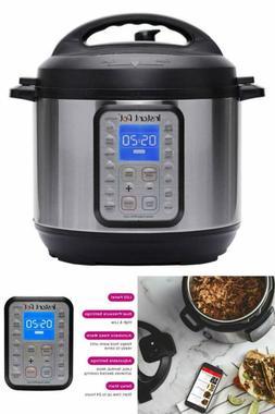 Instant Pot DUO Plus 60, 3/6/8 Qt 7-in-1 Multi Use Programma