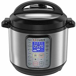 Instant Pot DUO Plus 60, 6 qt 9-in-1 Multi-Use Programmable