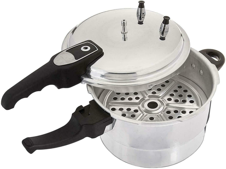 Aluminum Steamer Fast Cooker,4.2/5.2/7.39/9.5/11.6