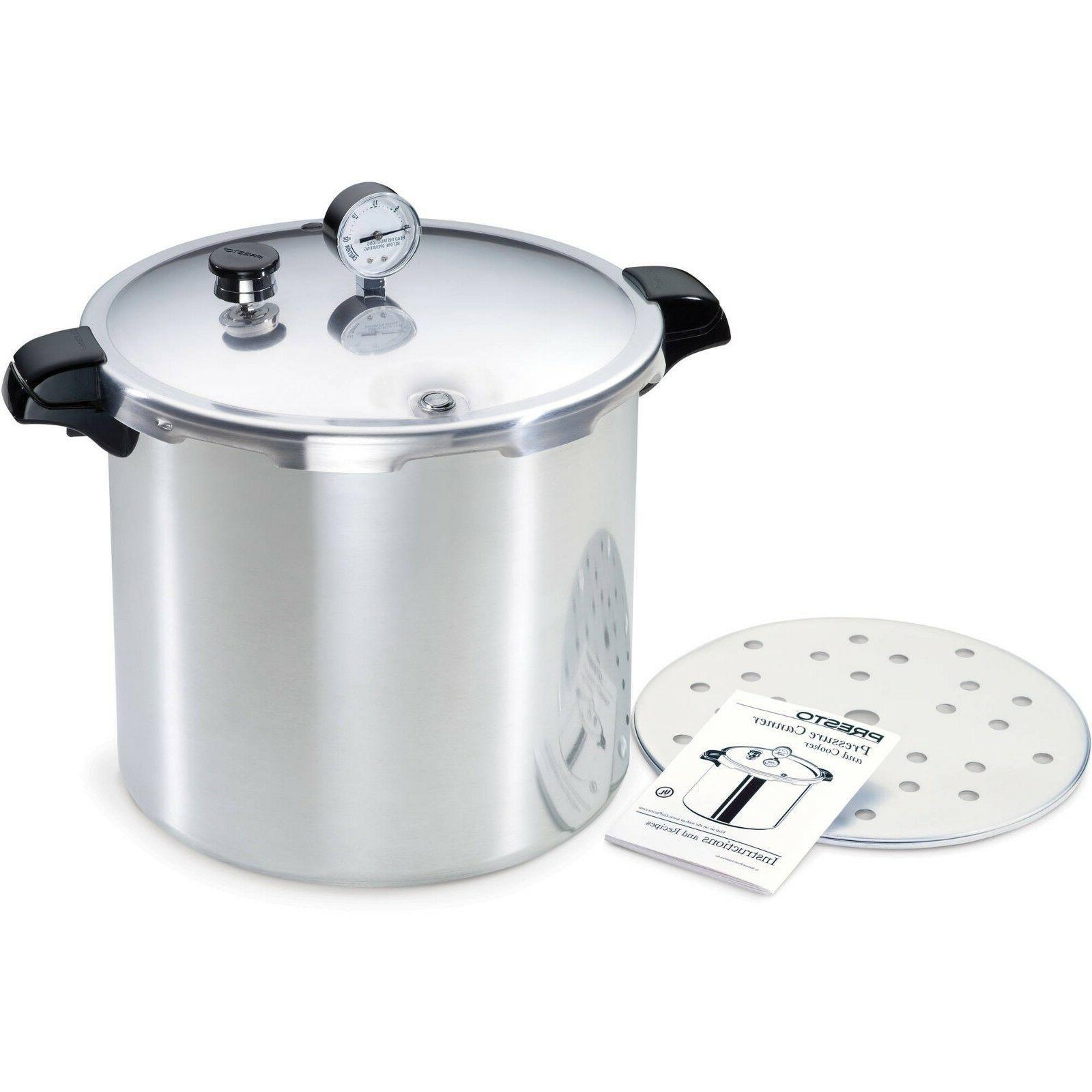 23-Quart Canner Cooker Appliance Pot