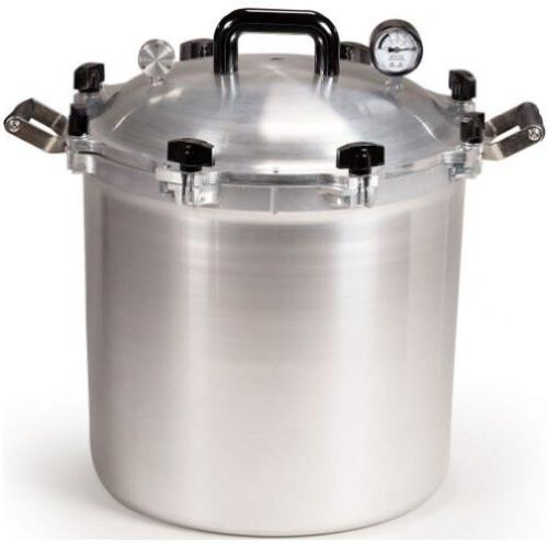 canner aluminum kitchen dining cooking steamer appliances