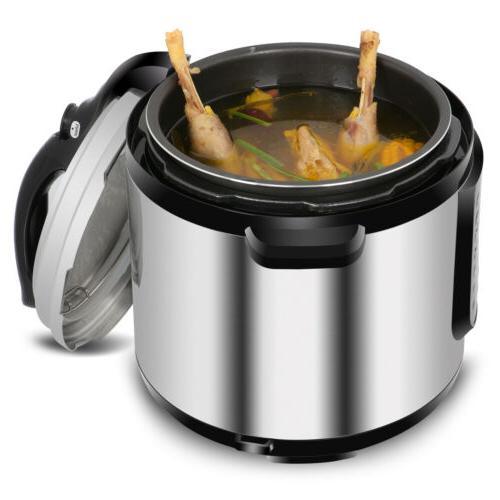 Digital W/ Steamer Sterilizer Eco Home Kitchen Cooking