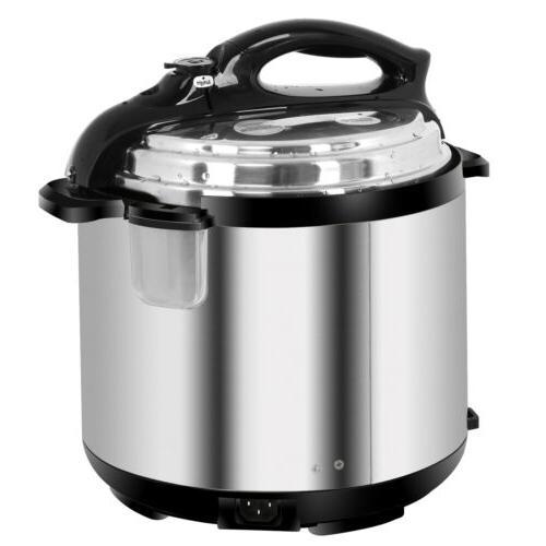 Digital Pressure W/ Steamer Sterilizer Home Kitchen