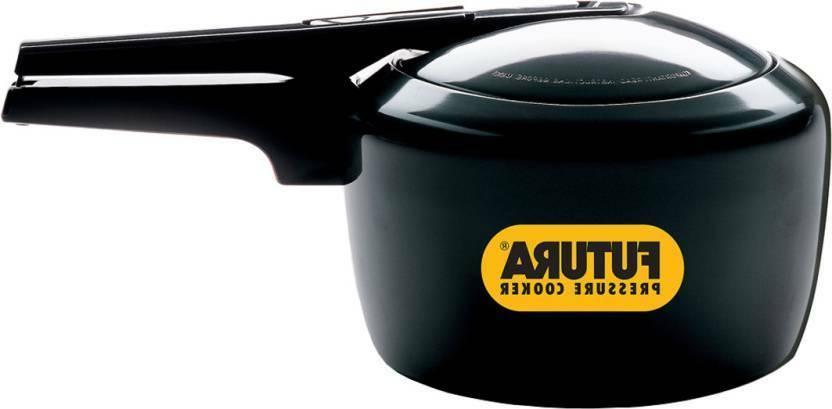 new futura 3 liter anodized pressure cooker