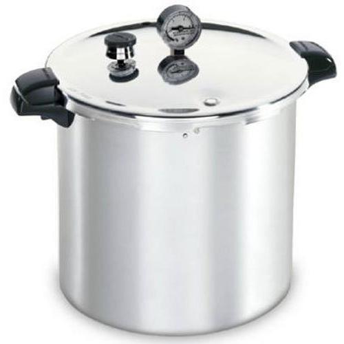 Presto 23 Aluminum Pressure Canner -