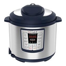 Instant Pot Lux 6 Qt Blue 6-in-1 Muti-Use Programmable Press