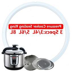 New Pressure Cooker Silicone Sealing Ring 4qt /5qt /6qt /3qt