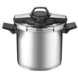 Professional Series 8 Qt. Pressure Cooker, Ergonomic Handles