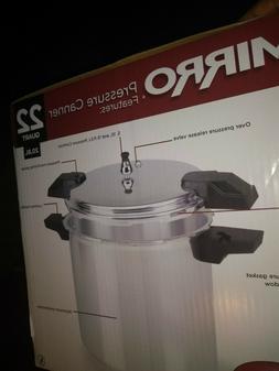quart aluminum pressure cooker canner