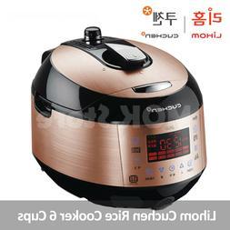 Lihom Cuchen Rice Cooker CJS-FA06010KV Smart Touch IH Pressu
