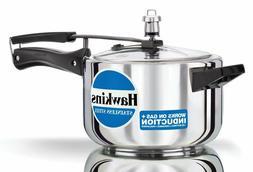 NEW Hawkins 4 Liter Stainless Steel Pressure Cooker